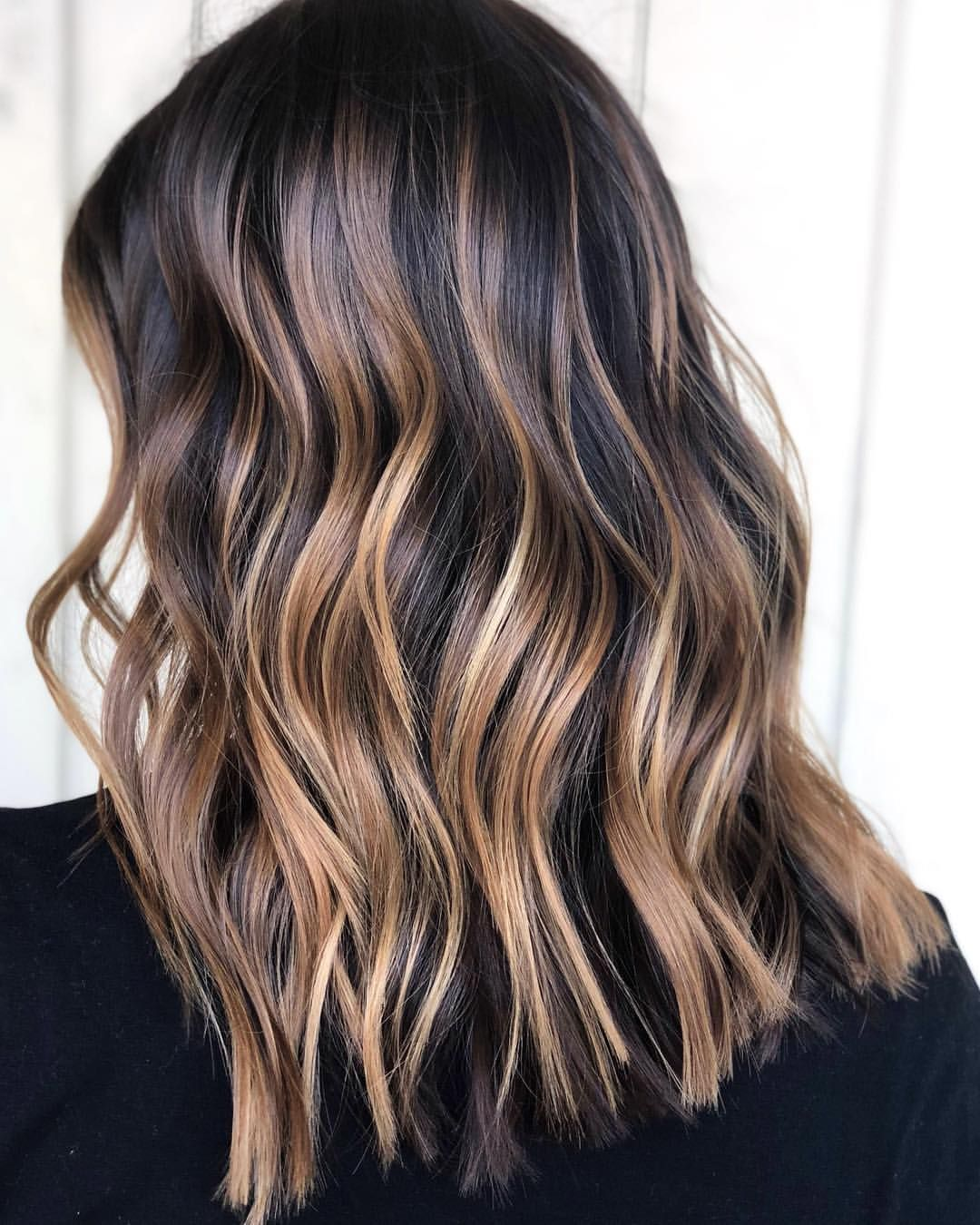 Rich Honey Warmth Isn T Always Bad Theres A Difference Between Brassy And Warm Brunette Hair Color Brunette Color Ombre Hair Color For Brunettes