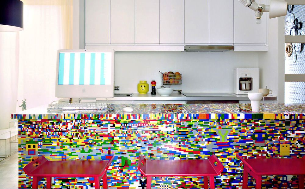 Lego keuken
