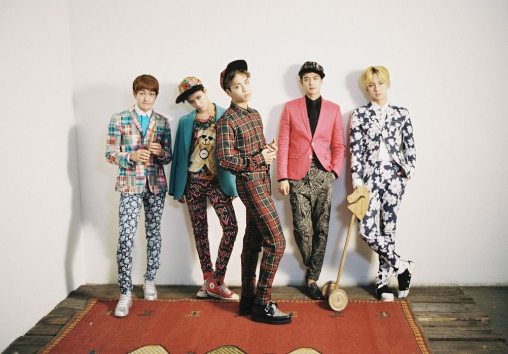 SHINee - Chapter 1.Dream Girl - The Misconceptions of You