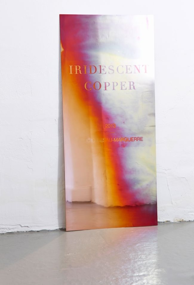 IRIDESCENT COPPER for Stilwerk by Studio Besau-Marguerre