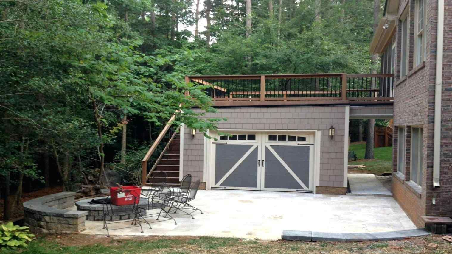 Garage Roof Deck Plans Backyard Deck Designs Inspiring Home Interior Decor Ideas Garage Design Ideas Garageroofd Deck Designs Backyard Patio Rooftop Patio