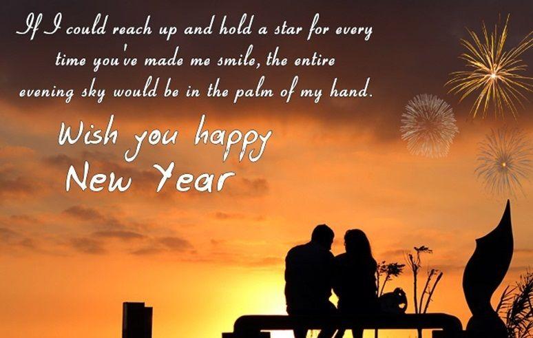 Happy New Year Messages 2019 Happy New Year Message New Year Message Message For Boyfriend