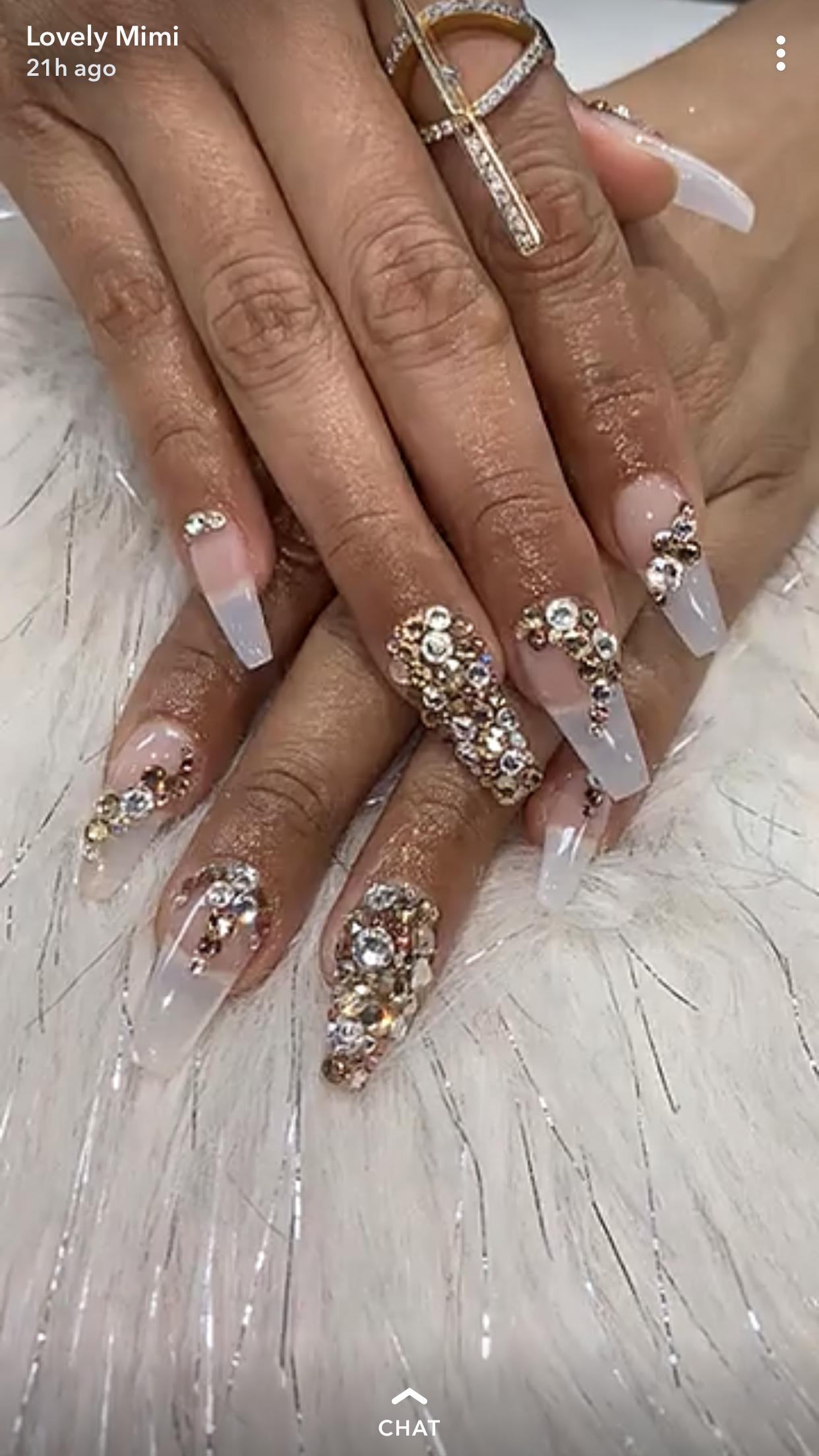 Lovely Mimi Nails : lovely, nails, Lovely, Nagels