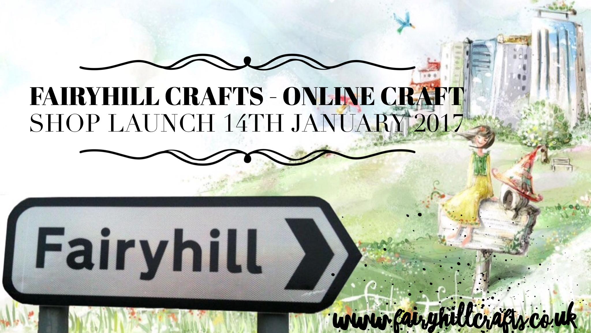Fairyhill Craft #onlineshop