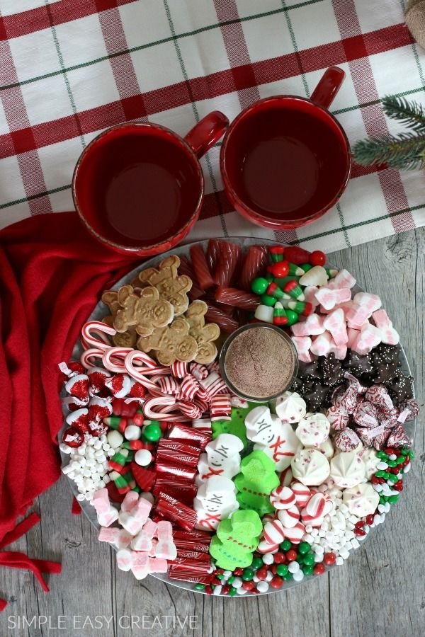 Hot Chocolate Charcuterie Board – Hoosier Homemade