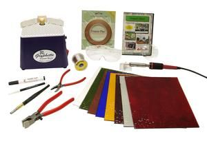 Stained Glass Tool Kit.Stained Glass Start Up Kit Maybe S Stained Glass Kits