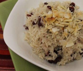 Jasmine Rice Breakfast Rice Image