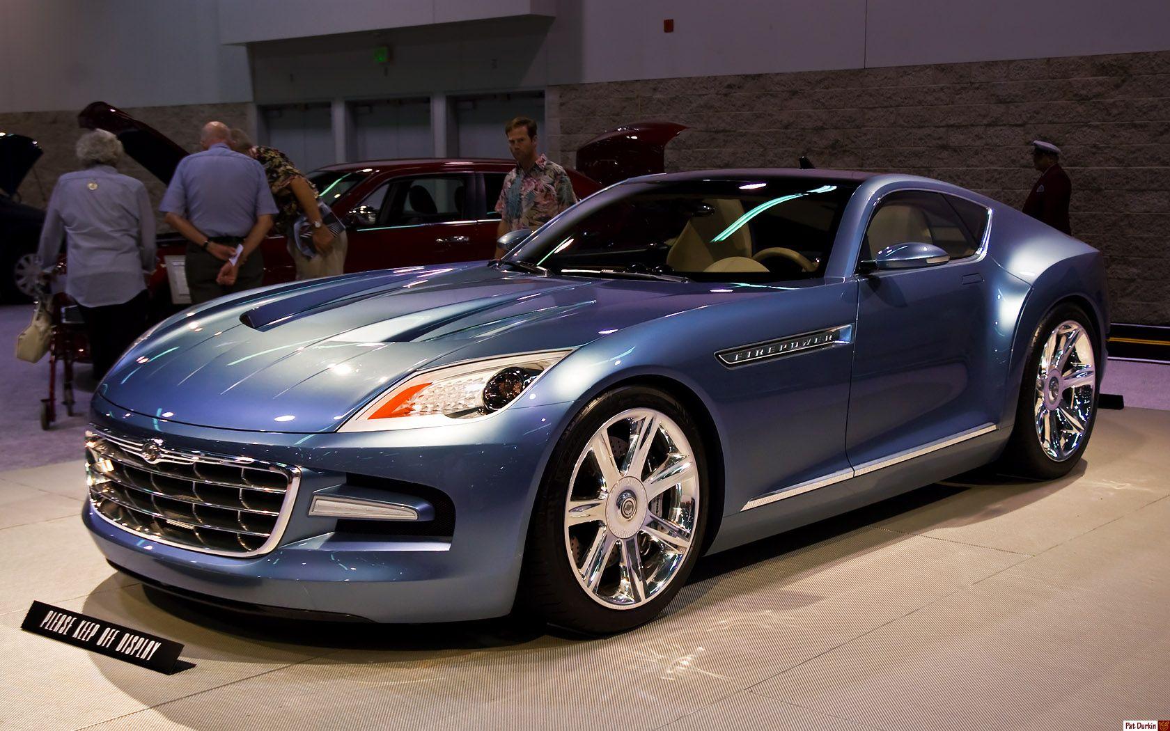 Chrysler Firepower The Viper Based Concept That Looks Like An