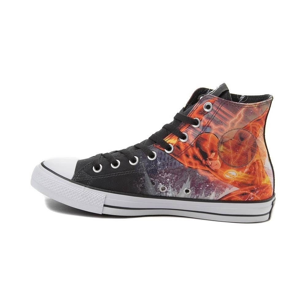 53339095ee2 Converse Chuck Taylor All Star Hi DC Comics Flash Sneaker   59.99