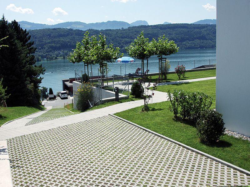 Rasengittersteine beton rinn
