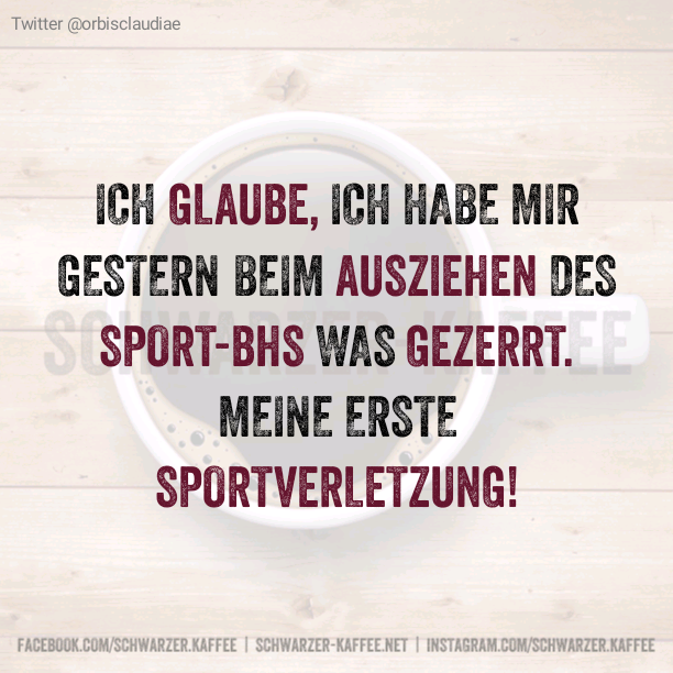 Sportverletzung Sport Sprüche Sport Und Lustig