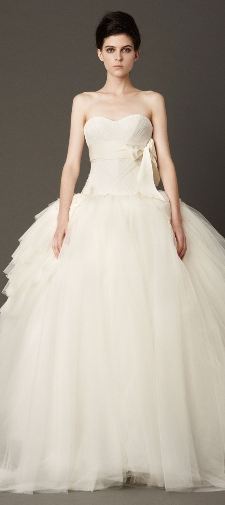 Vera Wang - BRIDAL COLLECTION FALL 2013 - Louisa | Bridal Dresses ...
