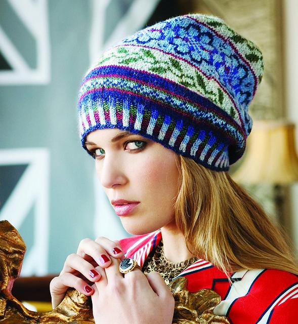 06 Fair Isle Hat pattern by Sheila Joynes | Fair isles, Ravelry ...