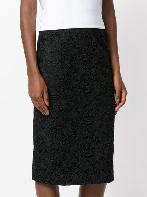 Nº21 прямая юбка-миди - Купить в Интернет Магазине в ...