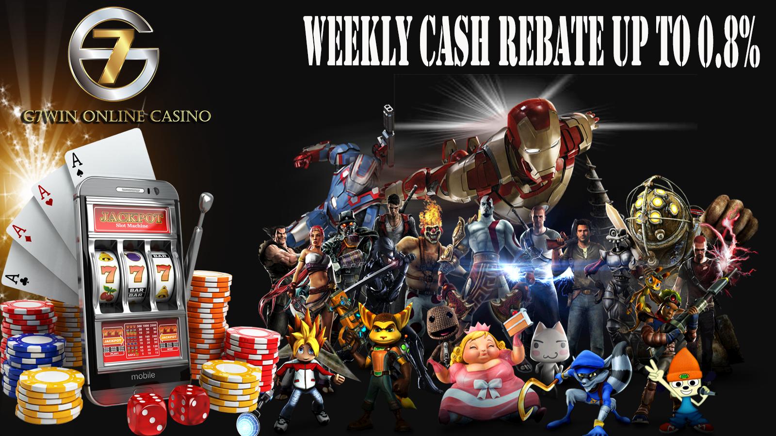 Online Casino Game Malaysia | AFBCash.live