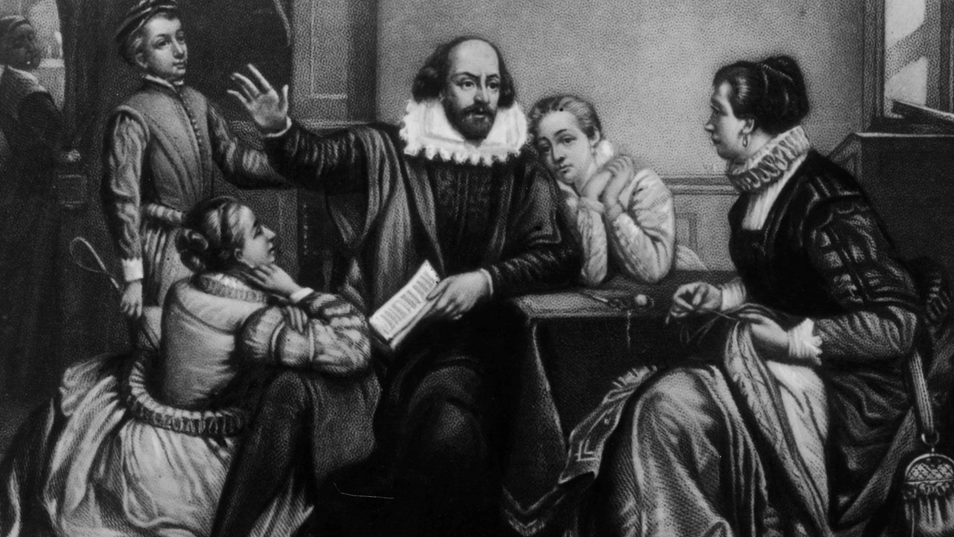 Find out more about the history of William Shakespeare