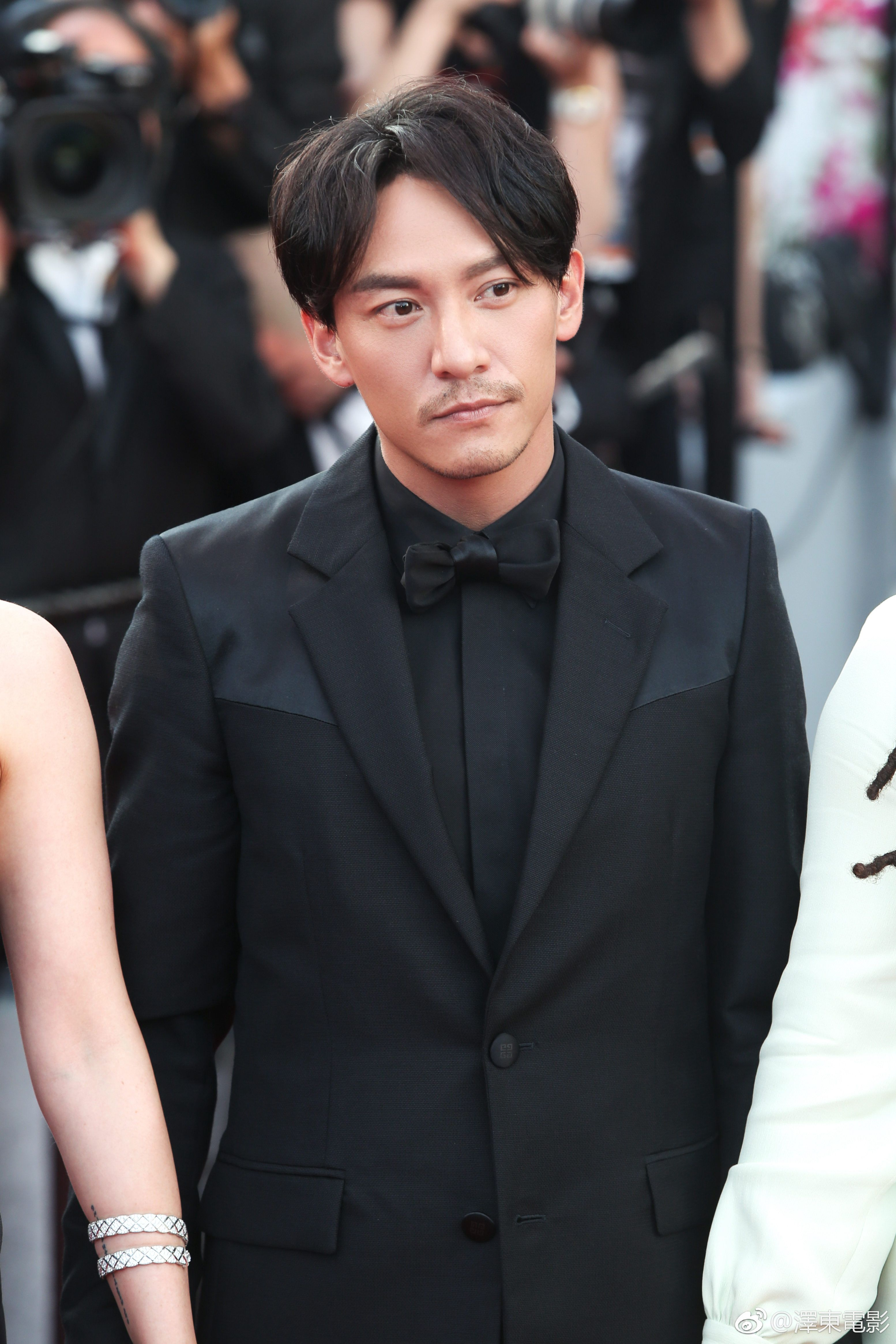 Chang Chen / 張震 in Cannes 20...