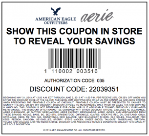 picture relating to American Eagle Coupons Printable identify Printable American Eagle Coupon No cost Printable Coupon codes