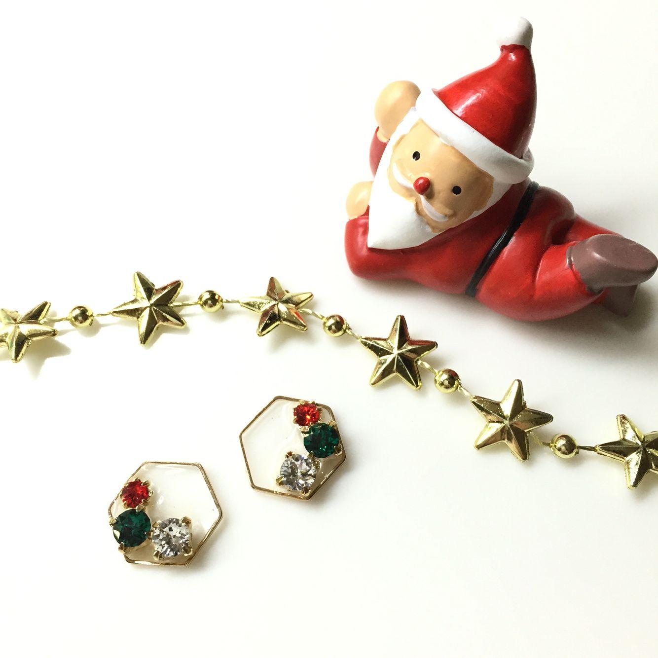 クリスマスカラー☆
