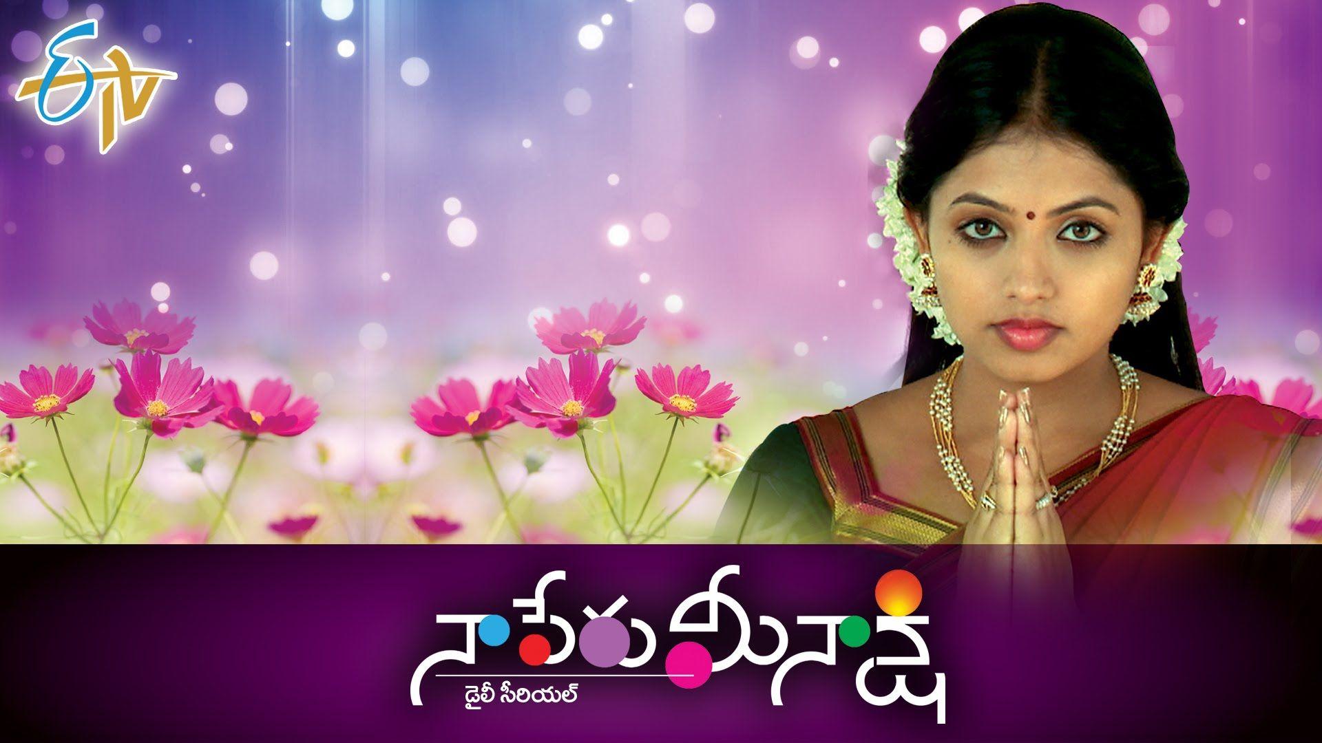 Watch Naa Peru Meenakshi Telugu TV serial live streaming online in ...