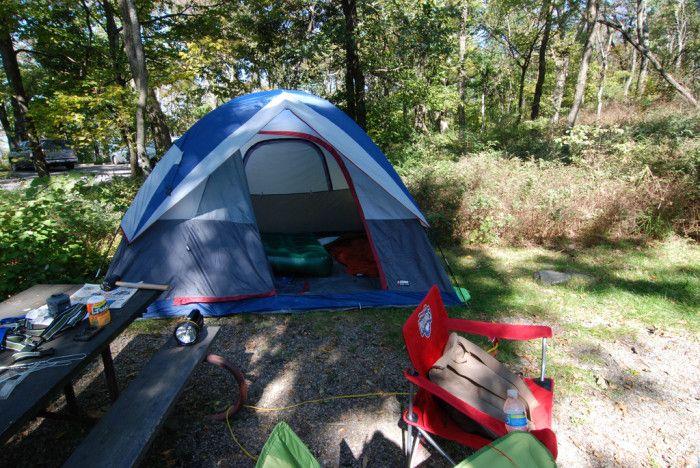Camping Spots In Virginia