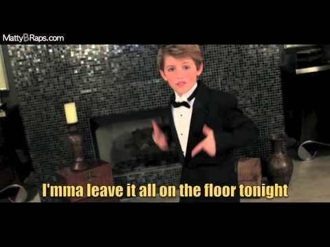 Justin Timberlake Suit Tie Ft Jay Z Mattybraps Cover