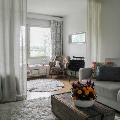 www.sisustuspialahti.com Livingroom bedroom