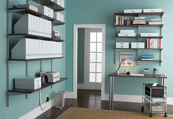 like the paint color for master bedroom office shelving on office wall colors id=97657