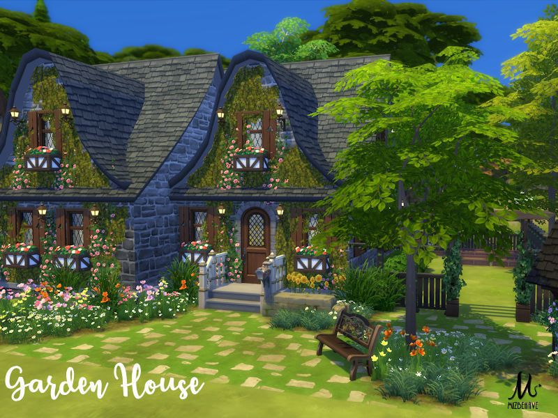 Built In Windenburg On A 20x20 Lot