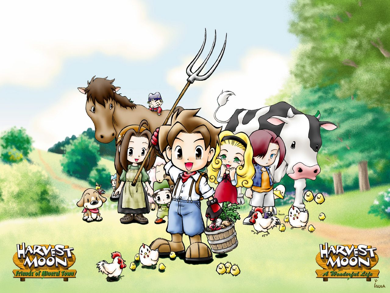 Games Like Harvest Moon In 2018 Updated List Of Alternatives Appinformers Com Harvest Moon Game Harvest Moon Video Game Sales