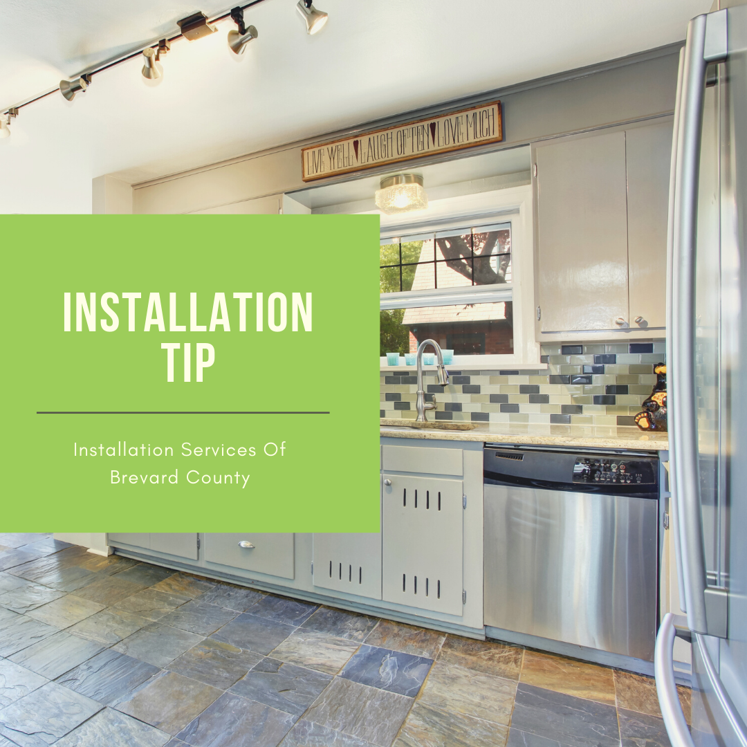 Installation Tip When Installing New Cabinetry Always Work From The Ground Up This Will Help You Avoi In 2020 How To Install Countertops Installing Cabinets Brevard