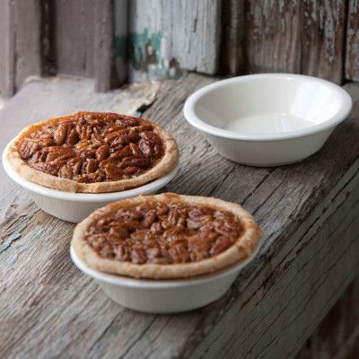Ceramic Mini Pie Plates Set of will be perfect for inidual serving bowls. Visit Antique Farmhouse for more ceramic bowls. & Tiny Creamware Pie Plate | pie is the new cupcake | Pinterest | Pie ...
