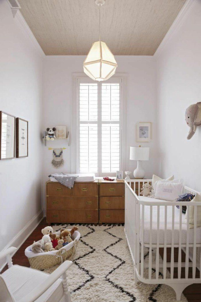 La chambre bébé mixte en 43 photos d\'intérieur! | Nursery, Babies ...