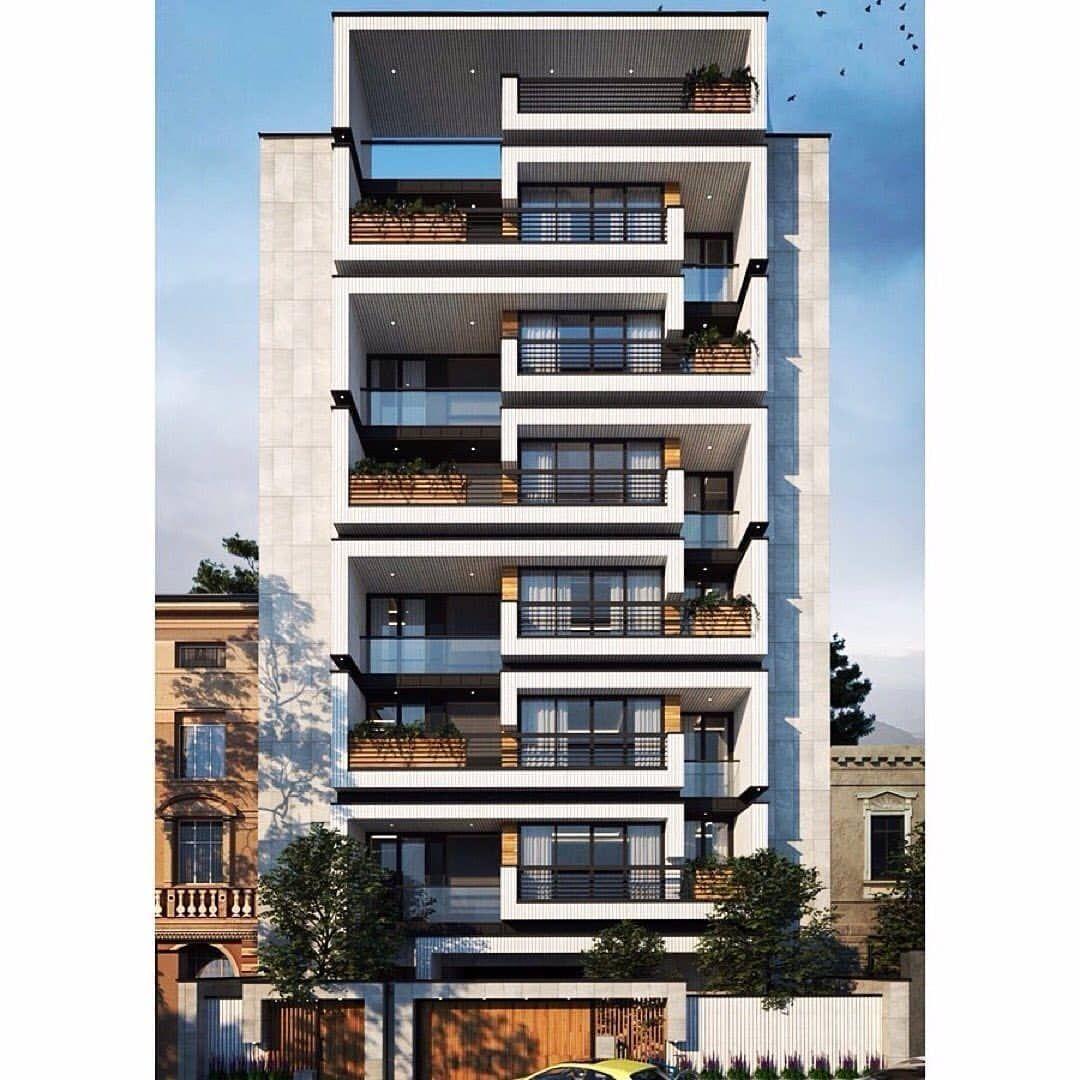 Art Architecture Design On Instagram Residential Complex Modern Residential Architecture Architecture Building Design Facade Architecture Design