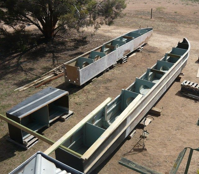 australian houseboat building | House boat Mania | Pinterest | House ...