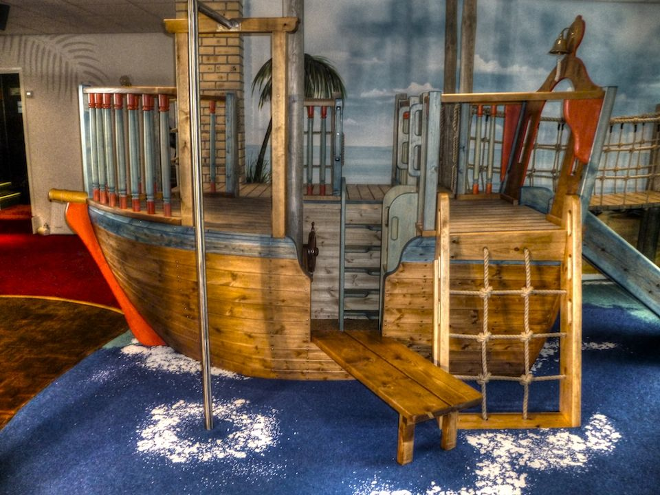 Smugglers Bar And Grill Indoor Pirate Play Area Indoor