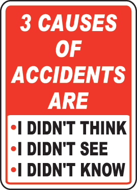 OSHA SAFETY FIRST Sign Accidents Are AvoidableMade in the USA