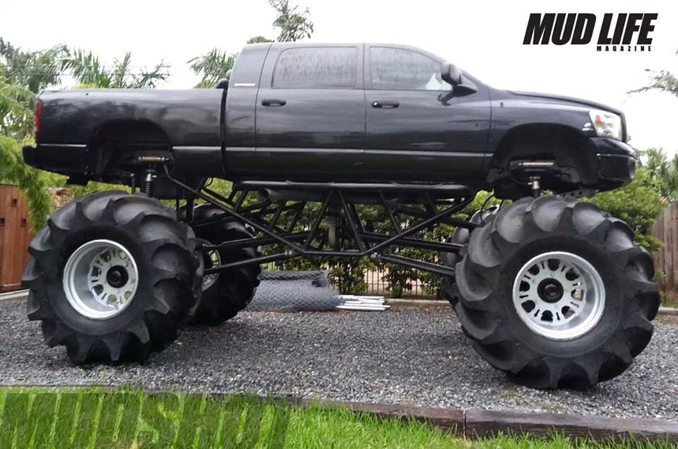 mudding with lifted dodge truck yahoo image search