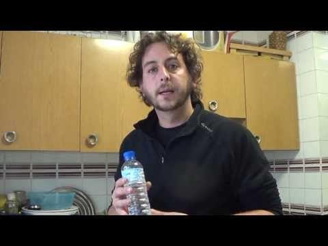 Como hacer una regadera casera con una botella de plástico