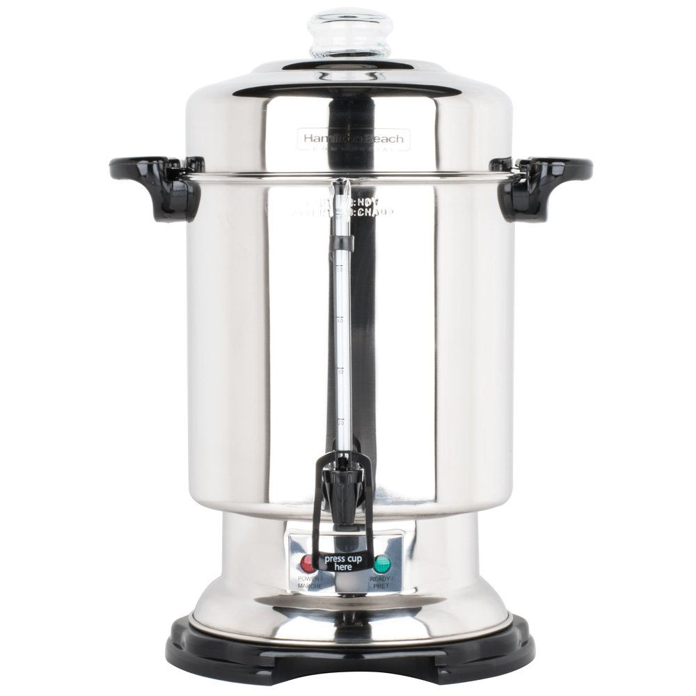 Hamilton Beach D50065 60 Cup 318 Oz Stainless Steel Commercial