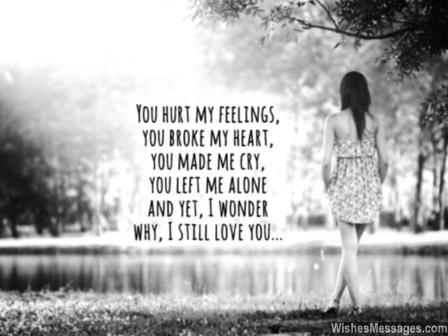 I Love You Messages For Ex Boyfriend Quotes For Him Breakup