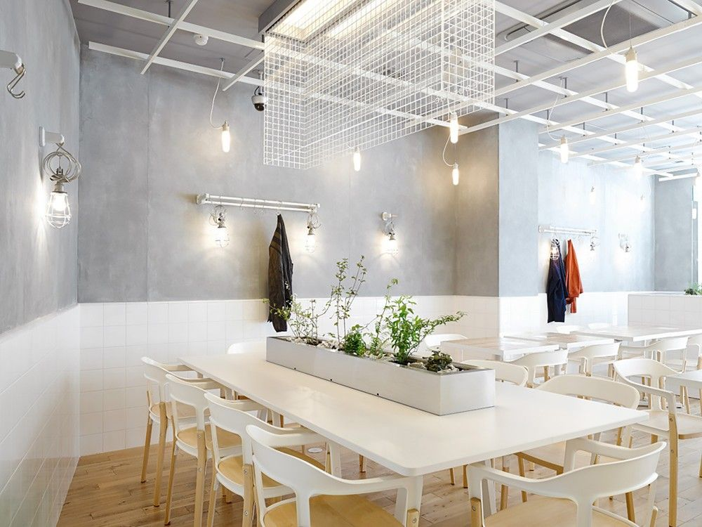 Gallery Of Cafe Coutume Aoyama CUT Architectures 4