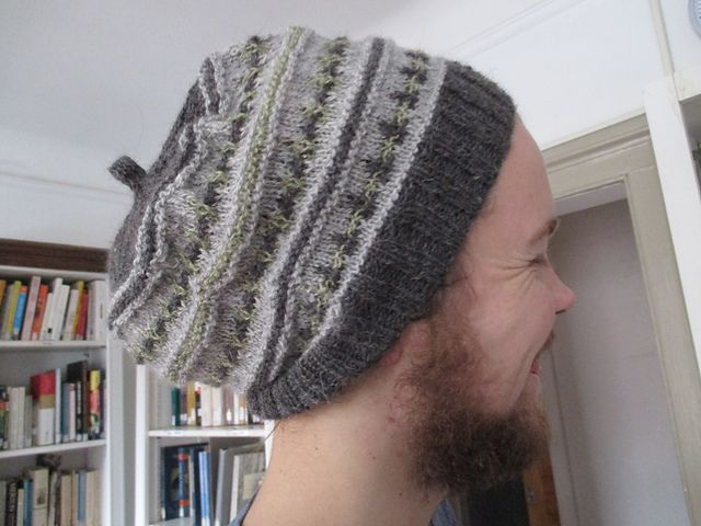 Ravelry Phils Hat Pattern By Zabeth Loisel Weiner Knitting Hats