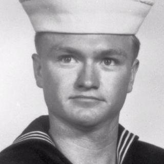 Butch Fralia, served in the U.S. Navy.