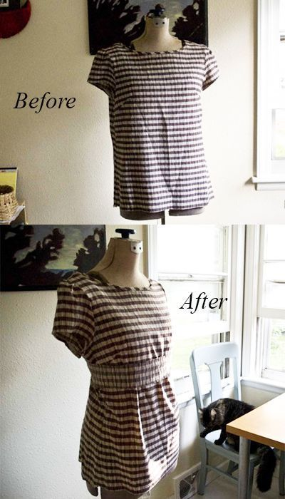 5 Easy Sewing Projects to Upcycle and Restyle Old Clothing is part of Upcycle Clothes Easy - Sharing is Caring    Pinterest92 Facebook0 Twitter Google+0This post may contain affiliate links    This post is by guest author Alex Moore… scroll down to know more about him  Thanks Alex for contributing to My Handmade Space  With the year quickly passing by it's easy to get caught up in the doldrums of relaxing and unwinding before the weather changes all over again  If you want to keep up on your hobbyist skills, however, now is a great time to hop back into your passions and spend a little time honing them! Whether you're already an experienced seamstress or just need a handful of ideas to nudge you down the path to creativity, here are five simple sewing projects to get you on the road to your next masterpiece  What You Will Need Before beginning it's important to take stock of your available sewing space, materials and even your skills  Knowing the limitations of your budget and your abilities is key in taking measured steps towards sewing proficiency  Make sure you've got a quiet place to work, with plenty of space to stretch out your projects, and sewing accoutrements to ease the process  You can complete these projects by hand, but a sewing machine will speed you up a fair bit even if you've never used one before  It's also important to choose the right machine, as your grandmother's antique machine is not an option  If you're looking for the best sewing machine for beginners, you need to make sure that it doesn't have complicated features and is easy to learn how to use  With that aside, here are five fun projects to turn your existing garments into brand new clothes and decorations alike!   1  Turn a Frumpy Dress into a Stylish Shirt! Kristin of Craft Leftovers shares her experience in turning an outdated thrift shop shirt into something current and fashionable  It's an easy project for all skill levels, as most dresses can simply be trimmed off above the hem, rehemmed, and converted into a blouse quite quickly  Any shirt scraps left over can be easily converted into a fabric band to enhance the shirt's fit, too! 2  Alternatively, Turn an Oversized Shirt into a Dress! Just don't expect to turn your newly trimmed shirt from the first step back into a dress, because you'll need a fairly large shirt to pull this one off! Starting with a large tshirt, you'll want to mark the sleeves to find where your shoulder actually begins and resew them into a more flattering fit  You could leave it at this point if you'd like a very simple job, but you can take it a step further and add elastic bands to get neat scrunching effects on the waistband and sleeves to really take it to the next level  Don't forget to consider some cute appliques! 3  Transform an Old Sweater into a Cute pillow For this one, all you'll need is an old sweater, a pillow insert, some buttons and thread that matches your sweater  It's quite simple, and it makes a great holiday gift, too! Before getting into cutting, you need to fit and measure the material  Afterwards, cut the sweater slightly larger on the back than the front to accommodate the pillow properly  Essentially, you just pin the new squares together, sew them up, insert the pillow and then finish the seal off  If you want, you can leave the bottom open so you can easily slip it on and off the pillow  Feel free to add your buttons at this stage, unless you like how the pillow looks already  The rest of the sweater can be transformed into other sewing projects, too  4  Prepare for the School Year with a Pencil Zipper Case If you want something smaller to practice on and prepare for the upcoming school year at the same time, you can knock two goals out at the same time with a homecustomized zippered pencil case  If your child has an old blanket or a shirt they love but have outgrown, what better way to pay tribute than with a little upcycling  If you can stitch lining material to a fabric and attach a zipper, you've already got all the skills necessary to construct a bit of custom school gear your kids won't soon forget!     5  Turn a Men's Dress Shirt into a Handy Apron Turning a shirt into an apron is not a difficult project at all, just make sure it's not a shirt anyone's currently using! Snag an XL men's dress shirt and remove the sleeves and the back, making sure the hems are left intact for stability's sake  One of the removed cuffs becomes a pocket for the apron and strips of the back material are converted into the tieoffs to keep your apron on, and you've got a fully functional apron on the cheap! Use more of the back material for a ruffle along the bottom edge or leave it asis  No exterior material except thread required! Conclusion As you can see, crafting something cute and new out of clothing and material you'd never use otherwise can save you money and give you unique pieces for your trouble  Instead of plopping down a big stack of cash on a new dress, why not make one yourself  You'll get the exact style and fit you want at a crazy low cost, and best of all, you'll be the only one with a dress exactly like it  From there, you can take your new skills on to even handier sewing projects  Simple, no  About the Author Alex Moore Alex Moore is a passionate writer and a selftaught seamster who has always been fascinated with arts and crafts, especially sewing  He has now proudly taken his sewing skills to various reputable publications where he contributes as much and as often as possible  You can learn more about Alex on Twitter  Sharing is Caring    Pinterest92 Facebook0 Twitter Google+0