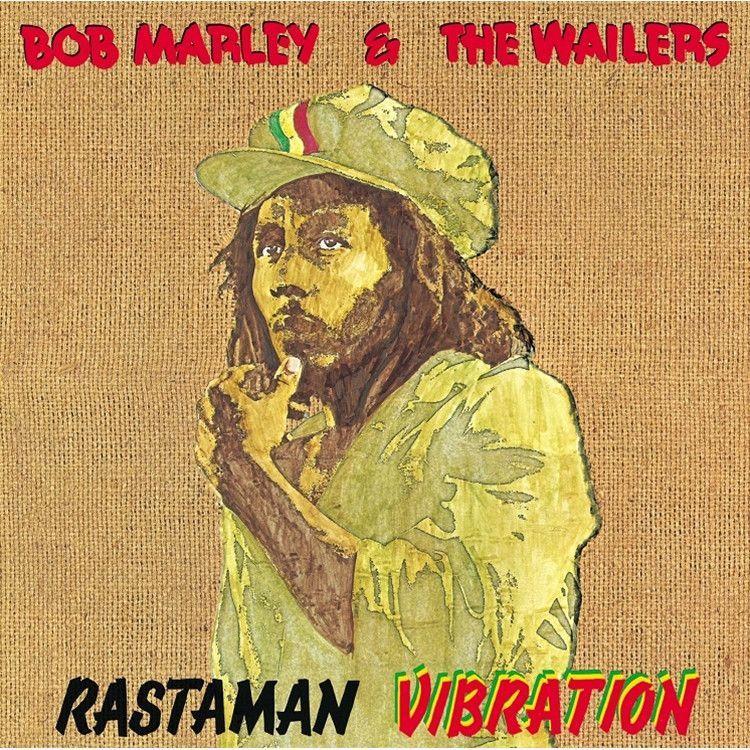 Bob Marley And The Wailers Rastaman Vibration On 180g Lp Marley Vinyl The Wailers Bob Marley