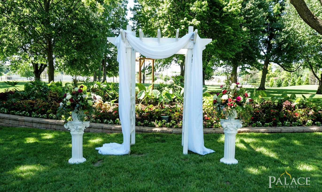Rental Products For Wedding Ceremony Weddings 2019weddings Weddingarbor Weddingreception Weddingceremony Arbo Wood Arbor Wedding Rentals Outdoor Wedding