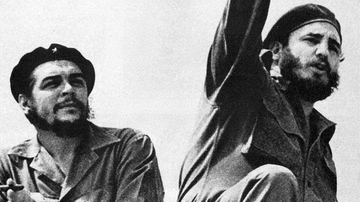 KÜBA DEVRİMİ - FIDEL CASTRO & CHE GUEVARA VE KOMÜNİZM | Biz Evde Yokuz #cheguevara