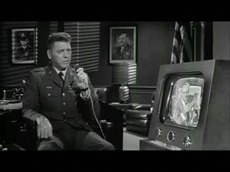 Seven Days in May (1964) Fredric March, John Frankenheimer, Burt Lancaster.    Old movies, Seven days in may, Movie scenes