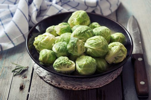 Hardy Lemony Brussels Sprouts